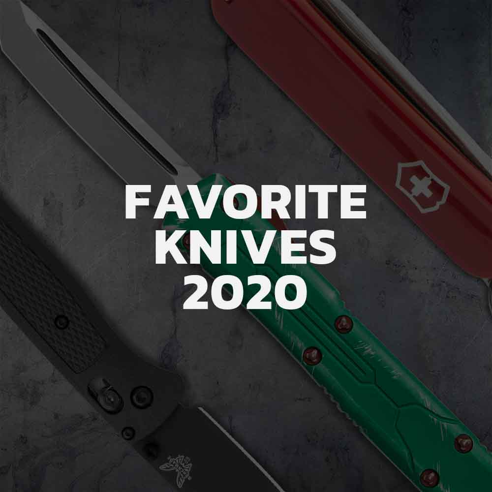 Logan's Favorite Everyday Carry Knives
