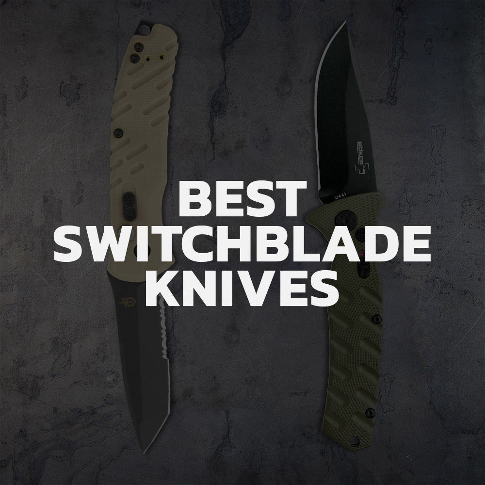 Top 7 automatic knives