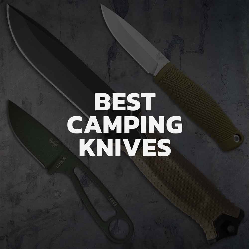 Knives that make camping fun!