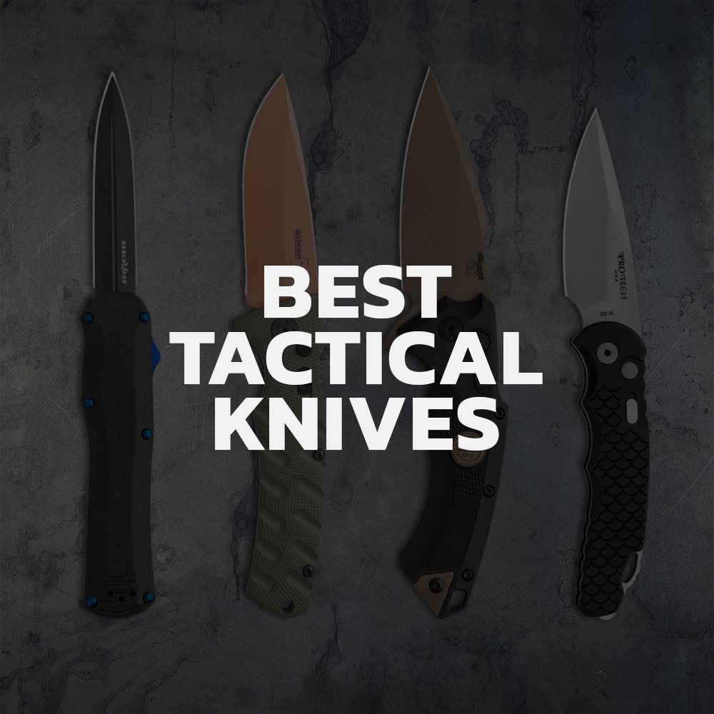Top 7 tactical knives