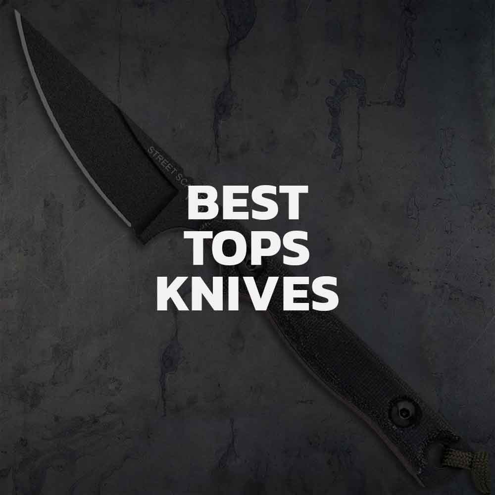 Top 9 Knives from TOPS