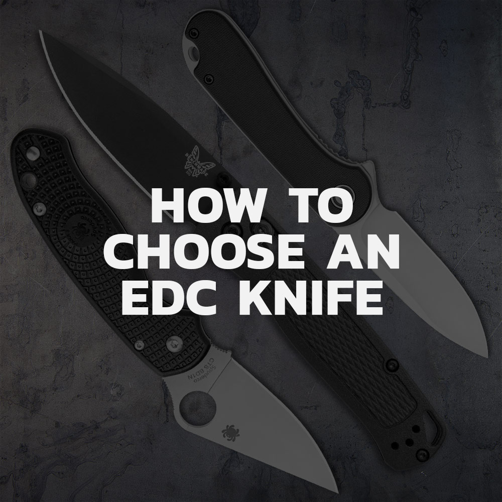 The ins and outs of EDC knives
