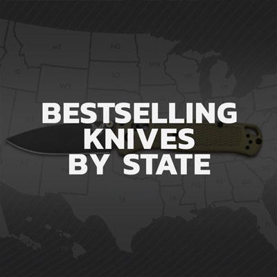 Knife popularity by state