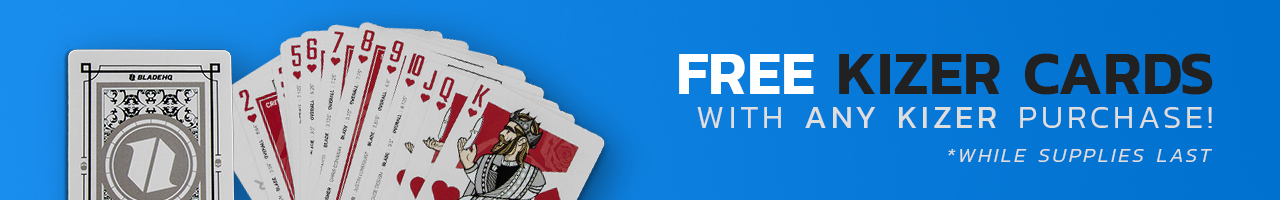 Free Kizer Playing Cards
