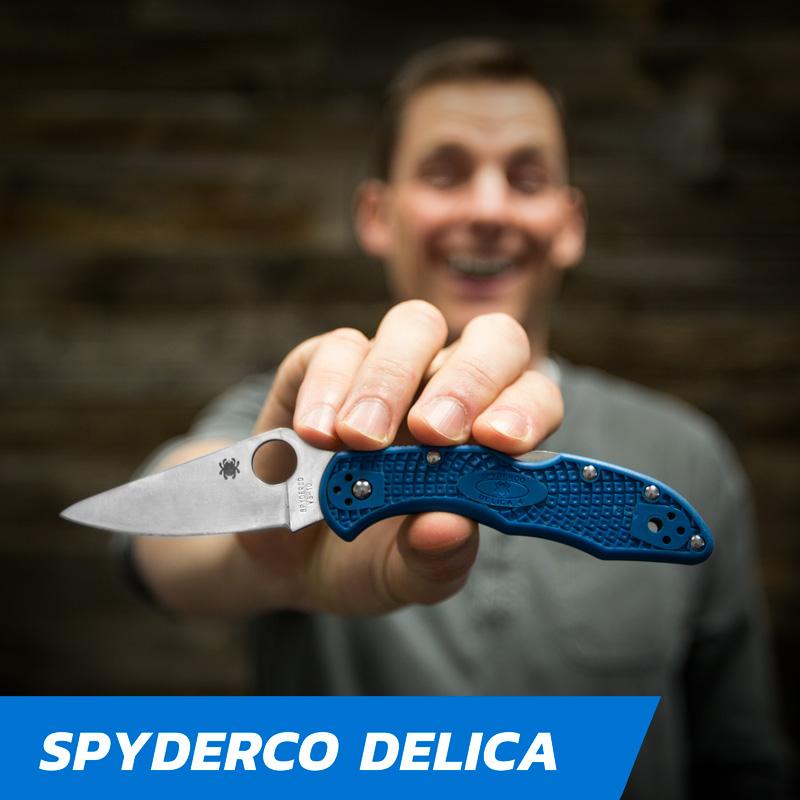 Spyderco Delica 4