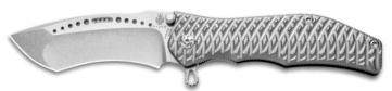 Kizer recurve knife