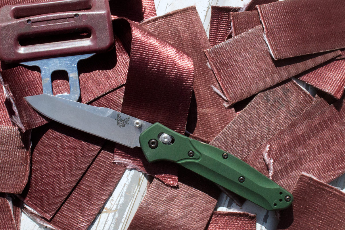 Benchmade 940 and Edge Pro Apex