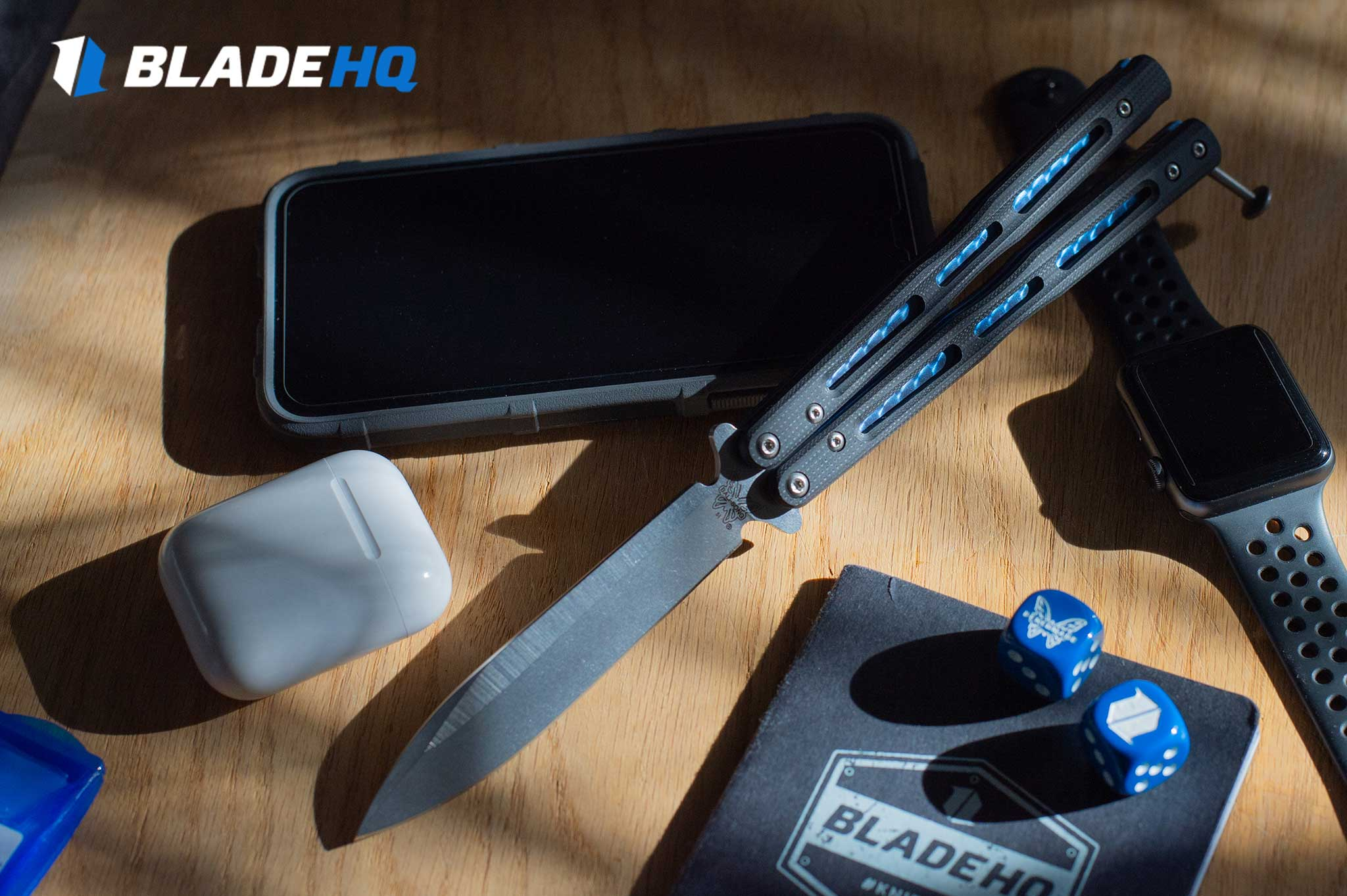 Benchmade 51 Morpho Knife Pocket Jewelry