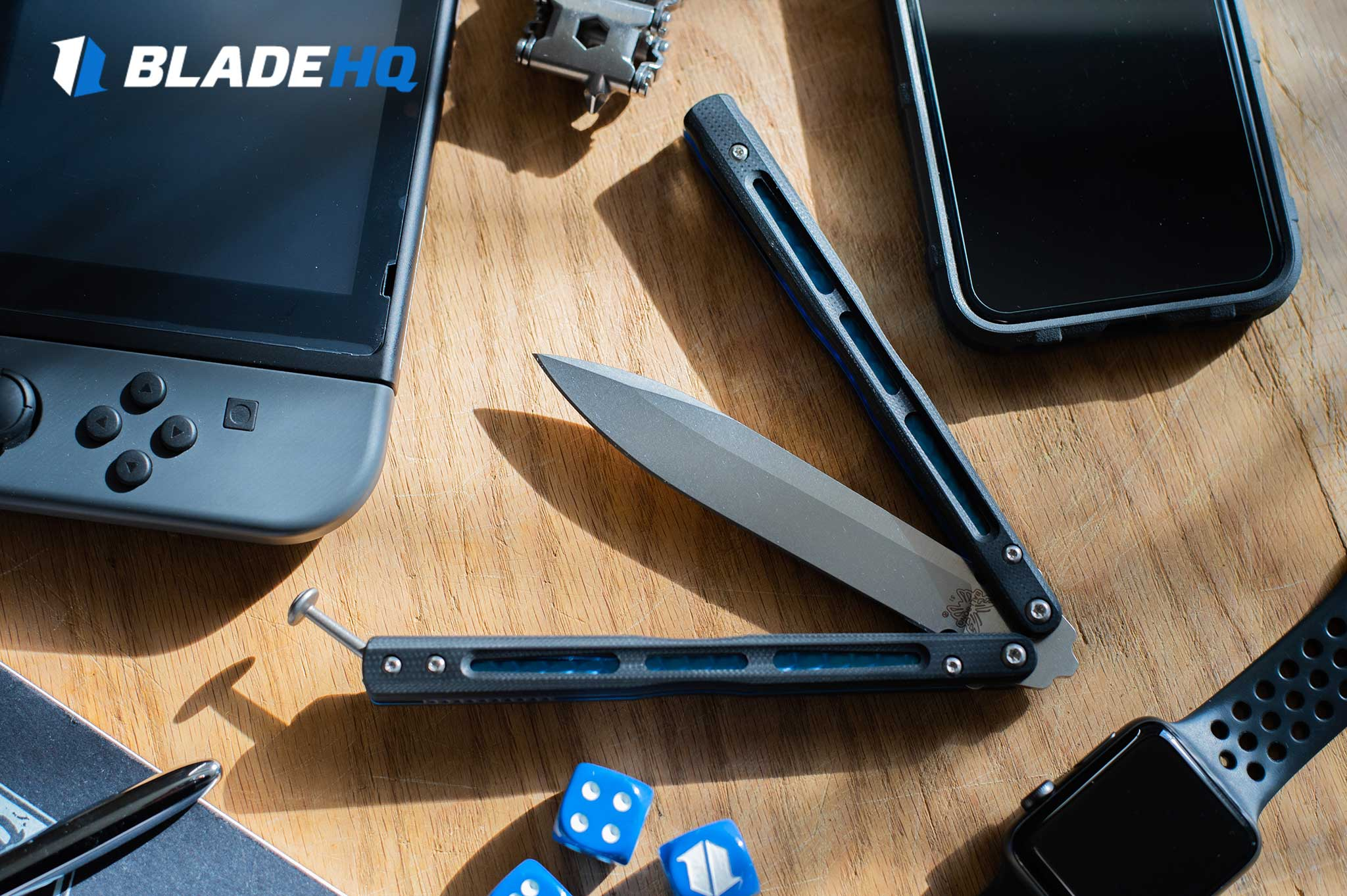 Benchmade 51 Morpho Review