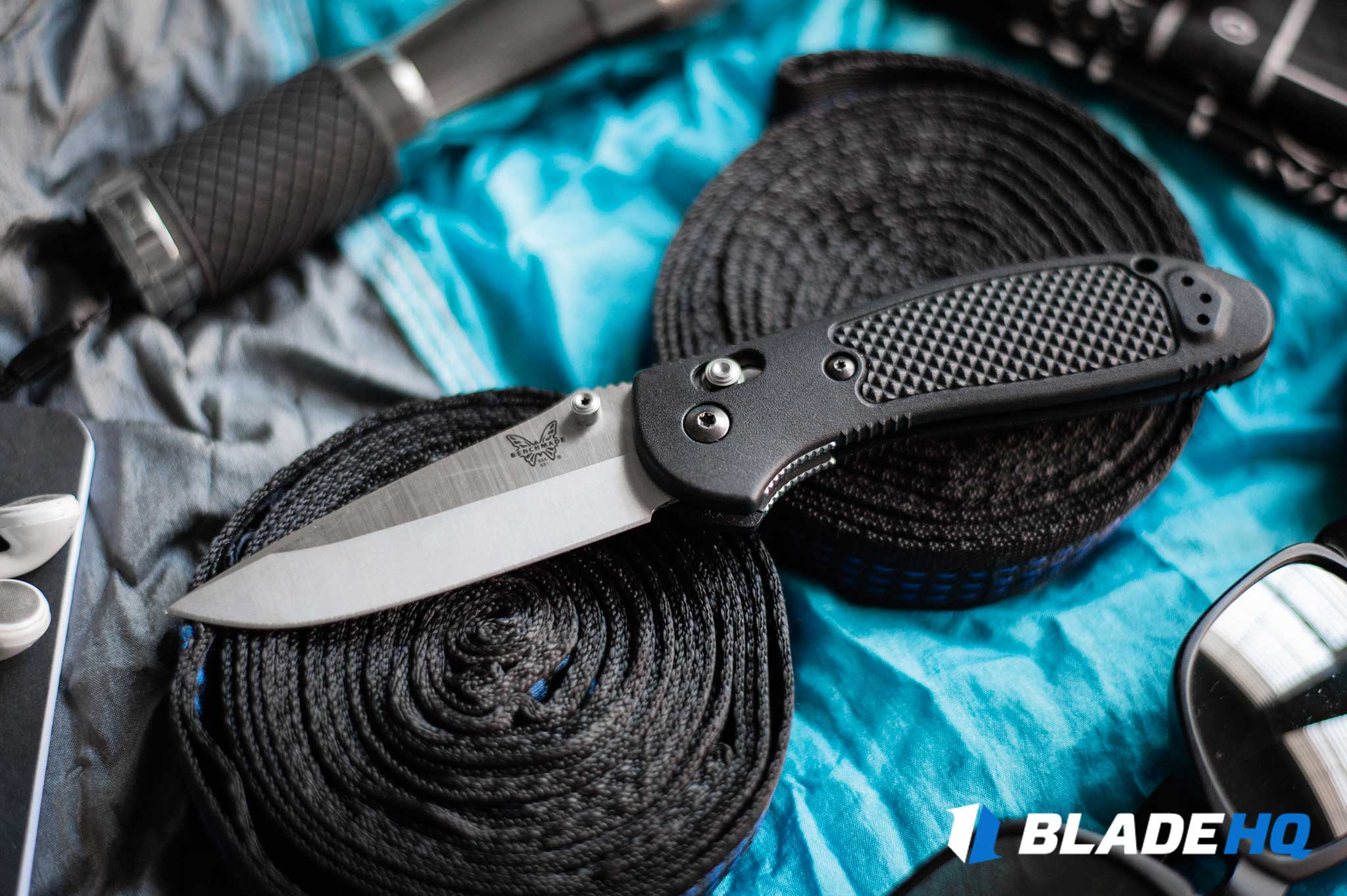 Benchmade Griptilian Knife Pocket Jewelry
