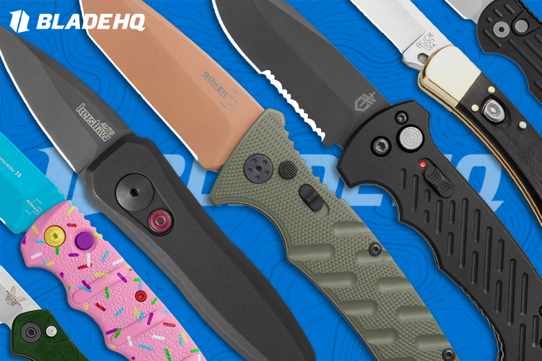 Best Automatic Switchblade Knives