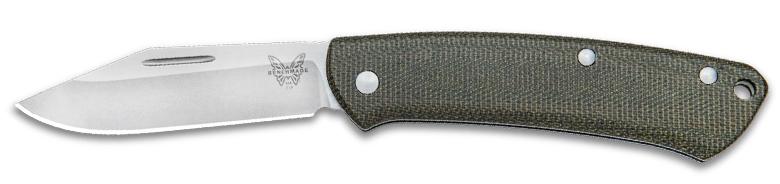 Benchmade Proper Micarta Knife