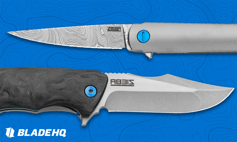 Michael Zieba Custom Knives