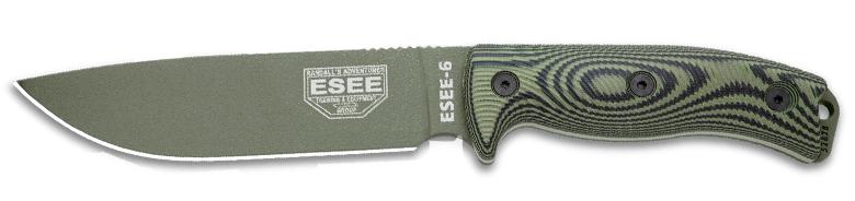 ESEE 6 Knife, Best ESEE Knives