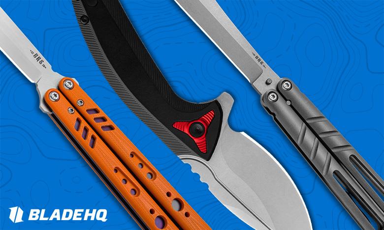 BRS Top Knife Brand