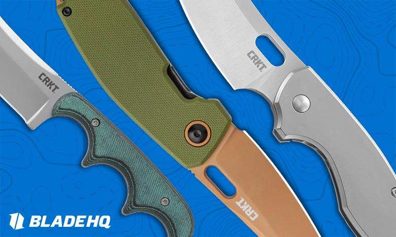 CRKT Top Knife Brand