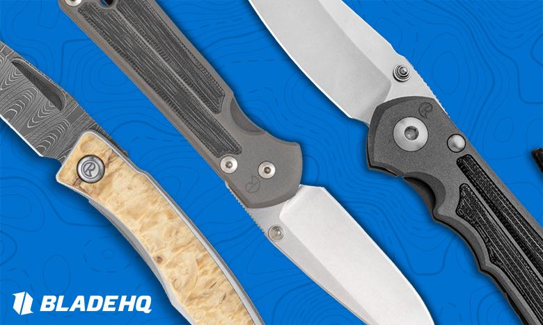 Chris Reeve Top Knife Brand