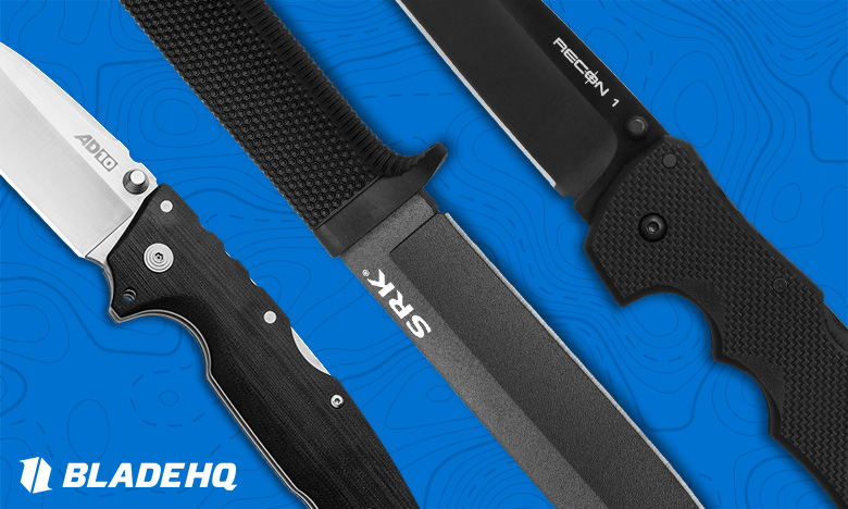 Cold Steel Top Knife Brand