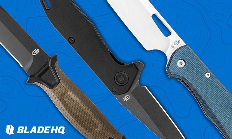 Gerber Top Knife Brand