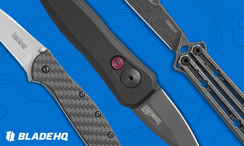 Kershaw Top Knife Brand