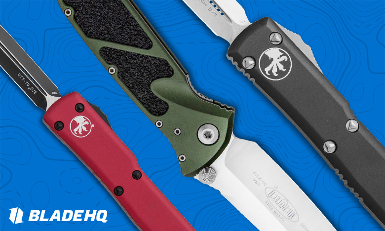 Microtech Top Knife Brand