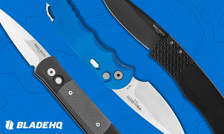 Pro-Tech Top Knife Brand