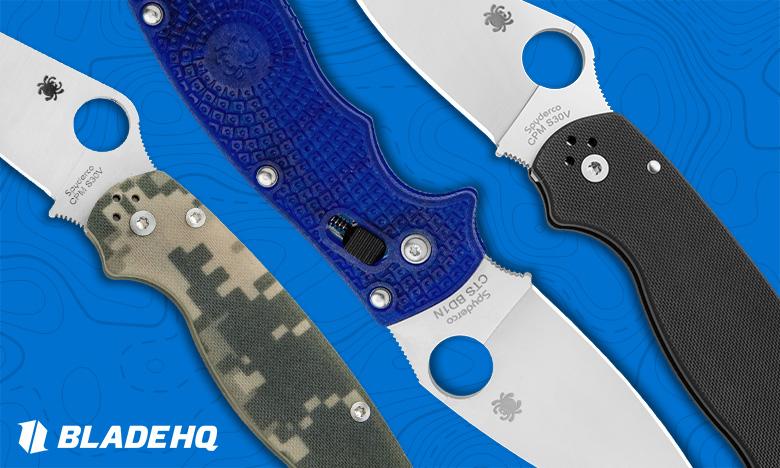 Spyderco Top Knife Brand