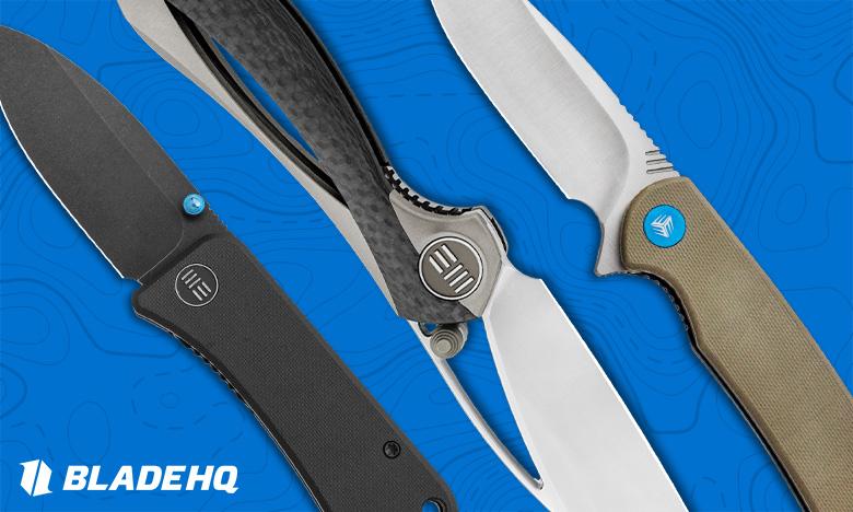 WE Knife Co. Top Knife Brand
