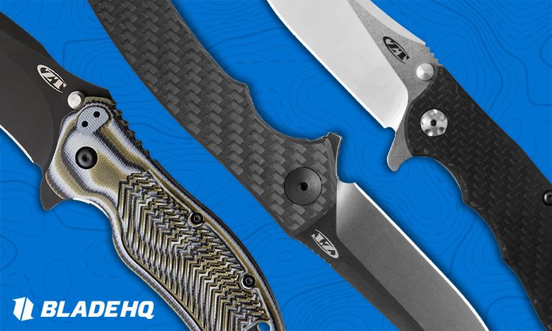 ZT Top Knife Brand