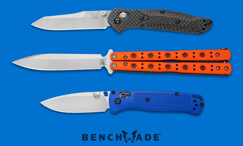 Benchmade Top Knife Brand