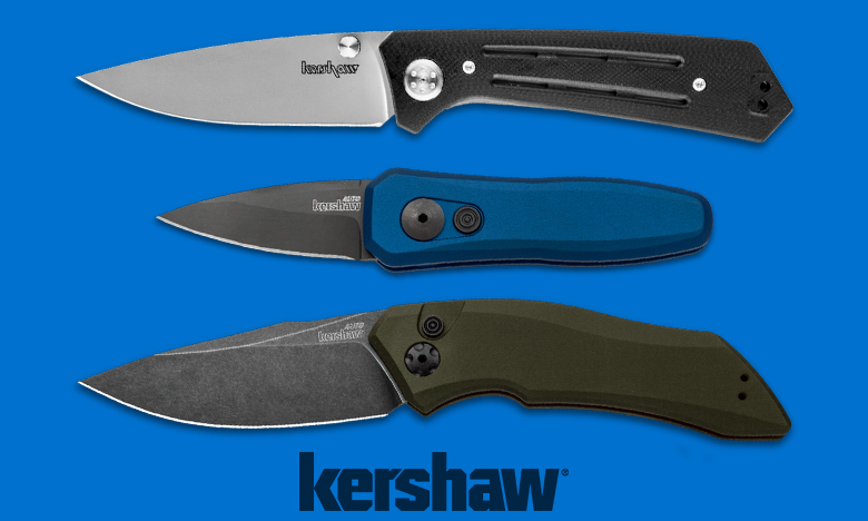 Kershaw Top Knife Brand