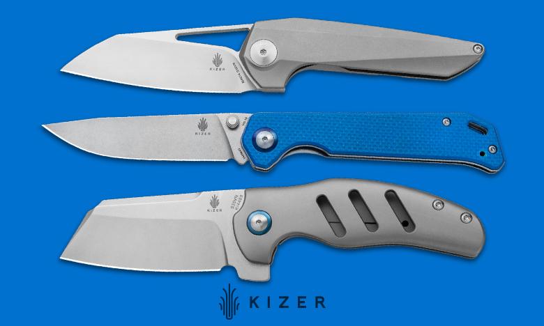 Kizer Top Knife Brand