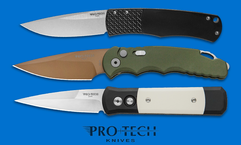 Protech Top Knife Brand
