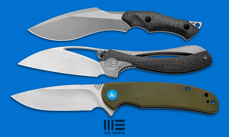 WE Knife Co. Top Knife Brand