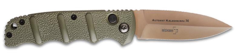 Best Left Hand Knives - Boker Kalashnikov LH