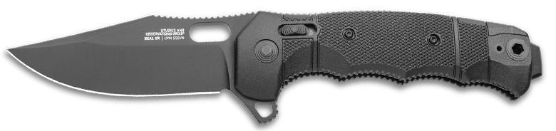 Best Left Hand Knives - SOG Seal XR Flipper