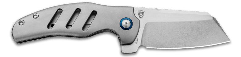 Best Left Hand Knives - Kizer Sheepdog LH
