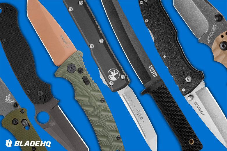 Best Tanto Knives