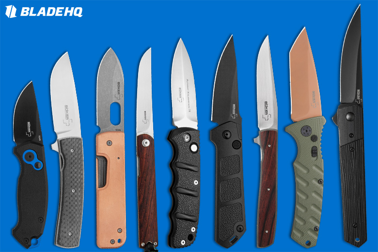 Best Boker Knives
