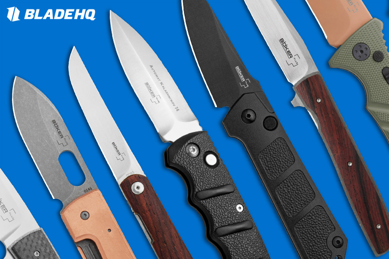 Best Boker Knives Header2