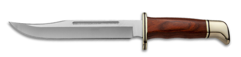 Buck 120 General Bowie Knife