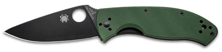Spyderco Tenacious, Best Budget Pocket Knives