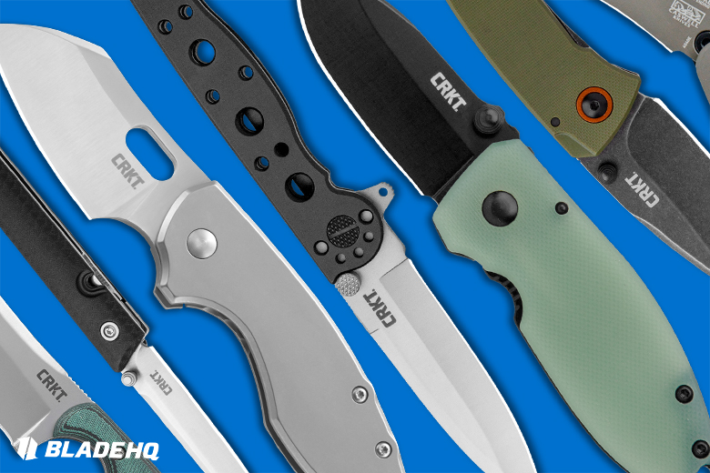 Best CRKT Knives Overview