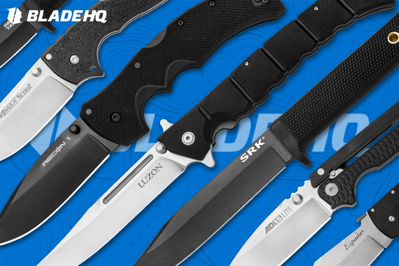 Best Cold Steel Knives Header2