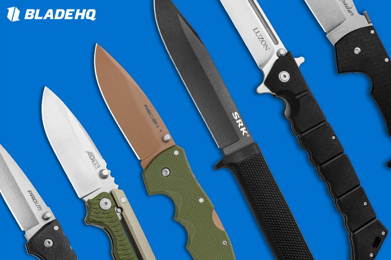 Best Cold Steel Knives Header2