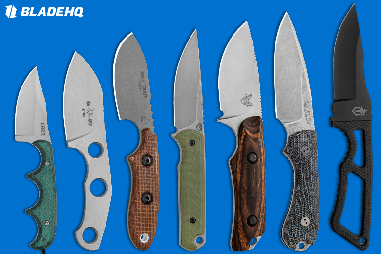 Best Best EDC Fixed Blade Knives