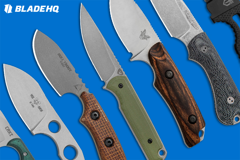 EDC Fixed Blade Knives Overview