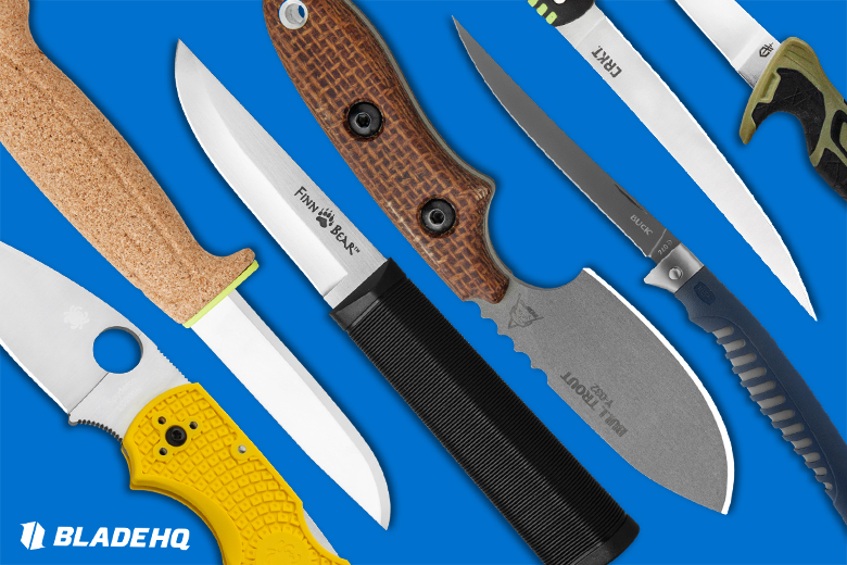 Best Fishing Knives