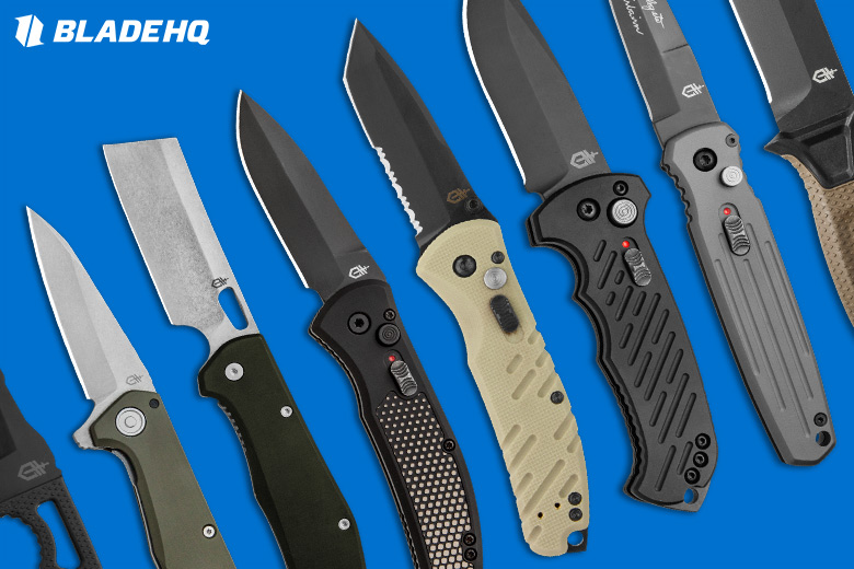 Best Gerber Knives Header2
