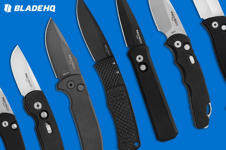 Best Pro-Tech Knives Header2